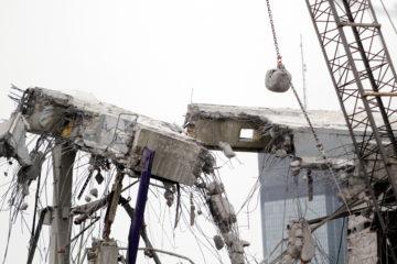 Wrecking and Demolition Work